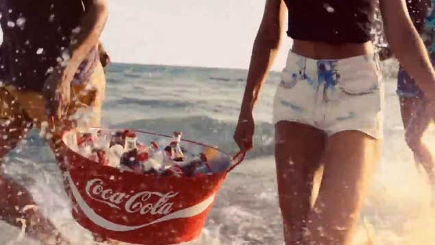 Coca-Cola - Summer Promotional