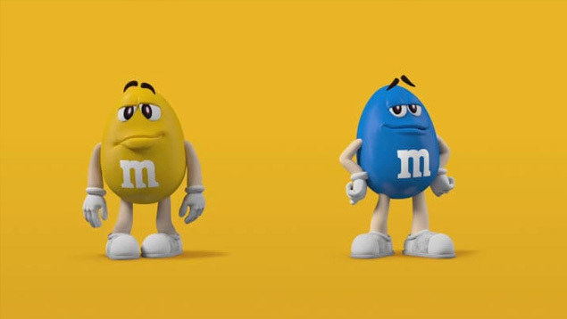 M&M's - You and Me