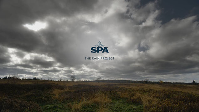 Spa - The Rain Project